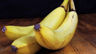 赤ちゃんのバナナだけしか食べたくない時期