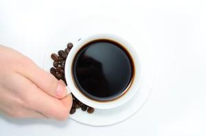 ストレスでコーヒー中毒?