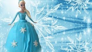 アナと雪の女王、危ないエルサのドレスにご用心!