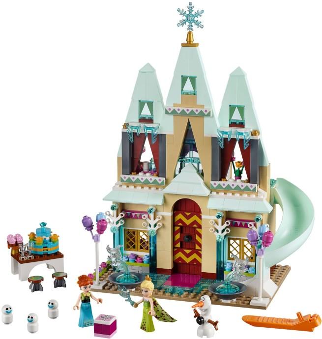 2016年1月に「アナと雪の女王」のレゴ2セットが新発売