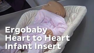 エルゴ新生児インサートの使い方ビデオ