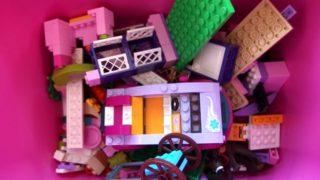 レゴブロックのパーツが割れた、壊れた、足りない時は